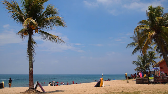 Pantai Anyer Carita Banten