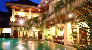 Maxi Hotel di Legian Bali, Murah Gila