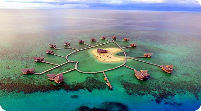 Paket Tour Wisata Pulo Cinta – Gorontalo 3 Hari 2 Malam 2020