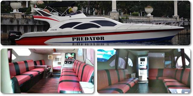 Daftar Harga Sewa Kapal Speed Boat Marina Ancol Jakarta 2020
