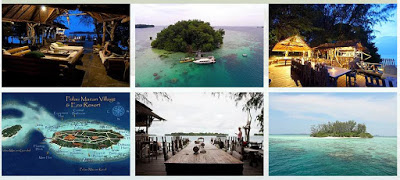 Pulau Macan Resort di Kepulauan Seribu
