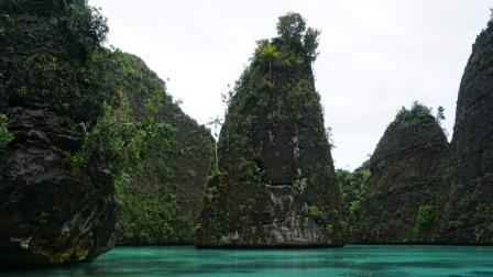 Menelesuri Keindahan Pulau Misool Raja Ampat, Surga Dunia Yang Di Papua Barat