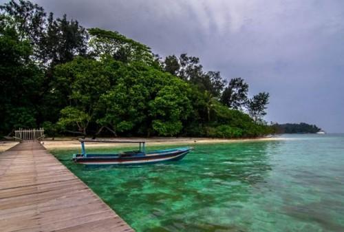 Paket Tour Wisata Pulau Sepa