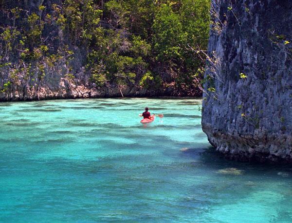 Pulau Batanta, Pulau Perawan nan Menawan Di Papua Barat