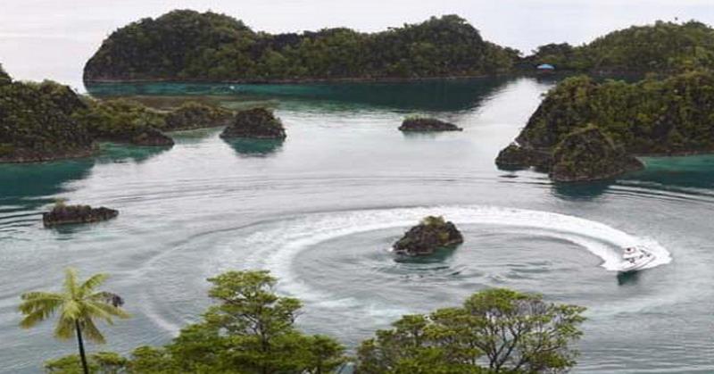 Pulau Pianemo, Ikon Keindahan Surga Wisata Raja Ampat