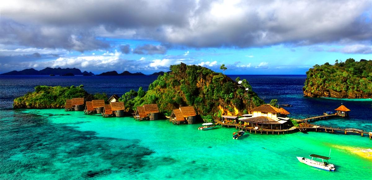 Pulau Salawati, Keindahan Sempurna Dari Raja Ampat Papua