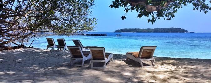 Intip 5 Pulau Tidak Berpenghuni Yang Instagrammable Di Kawasan Kepulauan Seribu