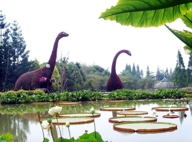 Taman air taman bunga nusantara cianjur