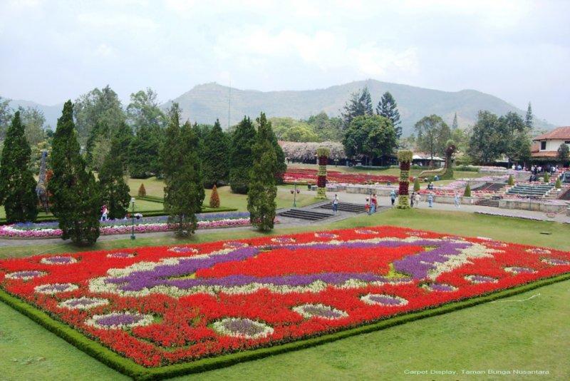 Taman Bunga Nusantara Cianjur Tahun 2020