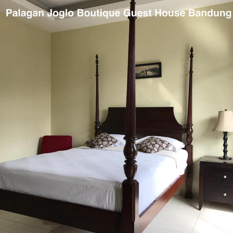 Kamar Palagan joglo Hotel