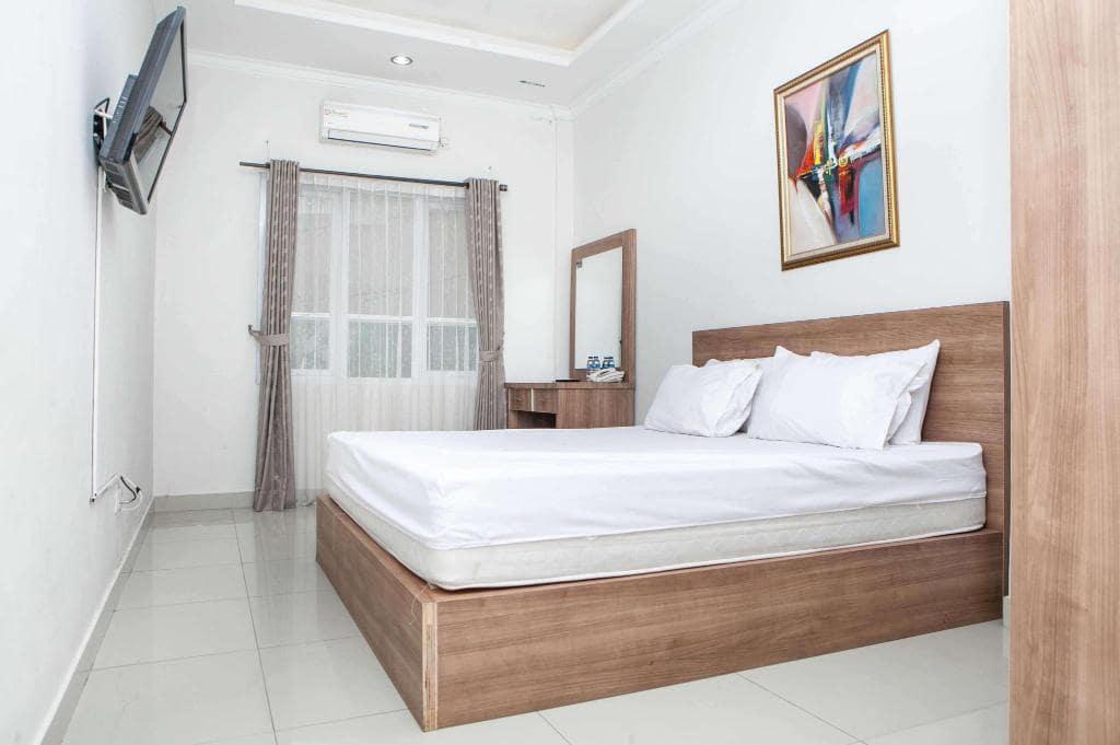 Kamar Tidur Danoufa Hotel
