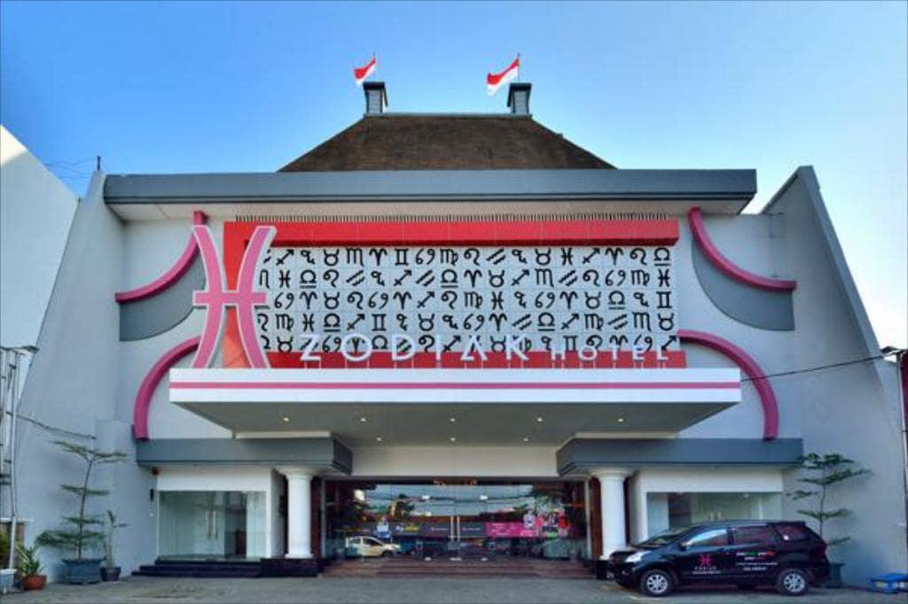 Zodiak Hotel murah di Bandung