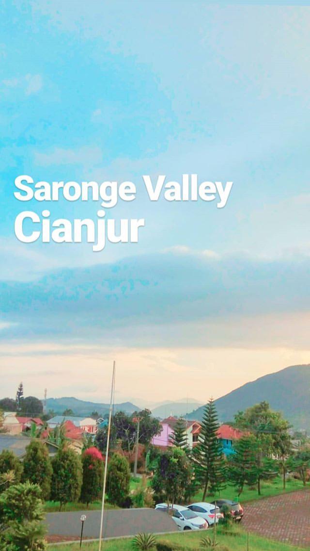 Sarongge Valley Cianjur